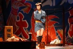 こまつ座『化粧二題』舞台写真5